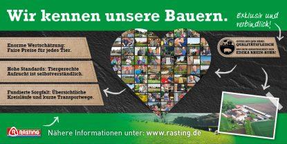 Fleischhof Rasting – Erfahrung ist gut, Vertrauen ist besser!